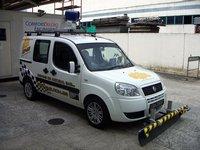 Vehicle Mounted Gas Leak Detection